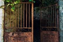 Gates & Doors / by Debra Perez