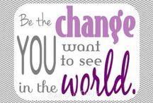 Social Good and Giving Back / Ways to make a difference! #socialgood #payitforward #givingback / by MamaSmiles