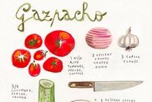 chapter 06 food, recipes and restaurants / by Kathleen McGregor Santiago