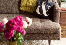 H O M E • living room