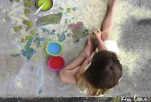 kid crafts + activities / by Melissa Smith