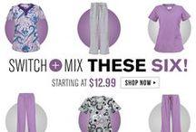 Switch & Mix! / by Scrubs By Uniform Advantage