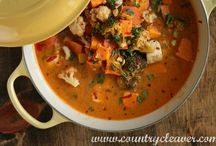 foodie // soups + salads / by Melissa Smith