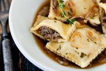 food: pasta / by Audrey Walker