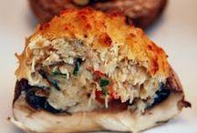 food: seafood / by Audrey Walker