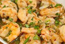Seafood / by Debra Perez