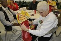 Christmas  / The Salvation Army strives to foster the comfort and cheer of holiday blessings while helping our neighbors meet their basic needs.  The Salvation Army endeavors to bring spiritual light and love to those it serves during the Christmas season so that the real meaning of the season is not forgotten.