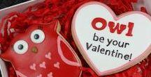 Valentine Cookies / Valentine Themed Cookies