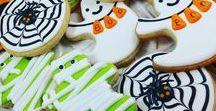 Halloween Themed Cookies / Halloween cookies