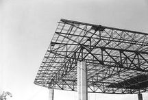 Construction / We have to build it before we can preserve it. Here, we are collecting historic images of construction.