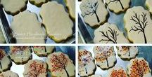 Step by Step Decorated Cookies