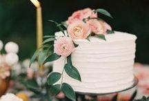 cakes / by Kathleen Ballos