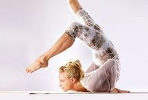 Yoga Poses and Inspiration / Everything yoga!  Yoga Poses I hope to master and all around yoga inspiration. Namaste!