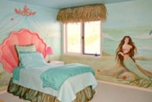 Mermaid room / by CouponCrazyMom Jill Seely
