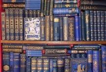 Libraries, Books, & Reading / by Jane Elder
