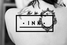 "I N K  / ""Tattoo is a form of expressing feelings"" / by Jéssica França"
