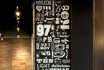 // blackboards & walls