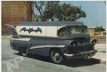 Batman / by Urban Gmur