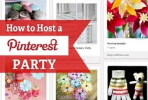 Pinterest Party / I am having a Pinterest Party! Start posting ideas here for food, drinks, and crafts! I am thinking the first weekend in December so we can have gifts for Christmas! I will let you know the details soon! / by CouponCrazyMom Jill Seely
