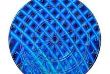 "Dartboards, darts - make, customize or buy Valxart dart boards  / At Valxart we love dartboards . Featuring vibrant color printing, our regulation size dart board is easily customized with your images, text, and designs for a great gift or the perfect addition to your game room. Made to your exact specifications, this dart board will definitely hit its mark! Vibrant, full-color printing. Regulation size board (18"" diameter, 1"" thick). Includes 6 brass darts (3 American flag dart flights and 3 UK dart flights).Finished with aluminum frame and hanging hook.  / by Valx Art"