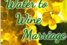 Water to Wine Marriage / Water to Wine Marriage is a site where couples are encouraged to seek and discover the Rich, Bold, Full-Bodied marriage that God intends for them. - Visit us at: www.watertowinemarriage.com