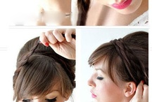 DIY Hairstyles & Braiding Tutorials / Everything DIY for hair. Styling, braiding, dying, coloring, chalking, curling, straightening, trimming, maintaining, tips & tricks. / by Gypsy Dreams