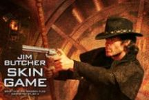 Hell's Bells!  It's the Dresden Files by Jim Butcher! / by Christopher O'Bryan-Pitcher