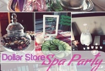 Spa party / by CouponCrazyMom Jill Seely