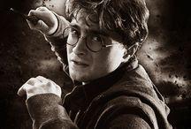 Harry Potter / I solumnly swear I am up to no good. / by Kaycee Blackard
