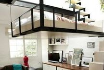 Small Interiors / Designing small spaces