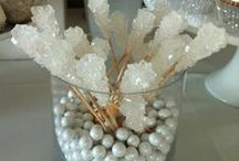 Sweet Cravings / Centerpiece ideas for the Margaret Hudson House charity gala. / by Amber Higdon Lobaugh