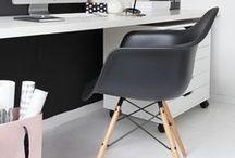 interior desk & reception