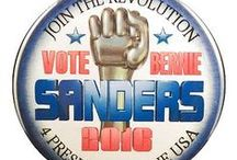 Join Bernie Sanders Revolution / Everyone is welcome to join and post . Follow this board and ask for invite. Share excellent Bernie news. This is our revolution for a new America / by Valx Art