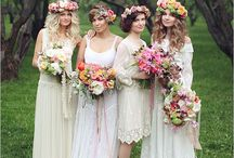 Bridesmaids / Beautiful ideas for your bridesmaids