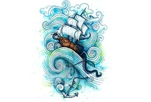 Nautical Nonsense / by Bronwyn Cole