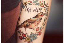 Tattoo Inspiration / by Bronwyn Cole