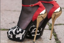 "Shoes  +  Purses / ""Cinderella is proof that a new pair of shoes can change your life."""