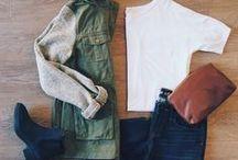 Wanna-be Fashionista / by Annie Rice