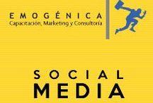 Social Media / #SocialMedia, herramientas, tips, estadísticas, historia, datos: #LinkedIn, #Facebook, #Twitter, #Pinterest, #Instagram