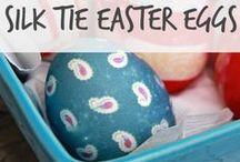 Easter Egg Ideas / Easter Egg Ideas
