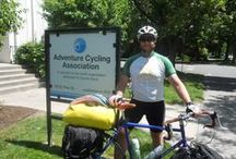 About Adventure Cycling / Adventure Cycling Association inspires and empowers people to travel by bicycle. 