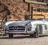 Classic Cars / Some things never go out of style. Check out these classic cars.
