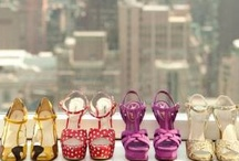 Shoes, Shoes, Shoes...Shoes, Shoes, Shoes! / Shoe Addiction is a condition that results when a person....... engages in an activity that can be pleasurable but the continued use of which becomes compulsive.  (Psychology Today)    / by Mrs. LauraQ