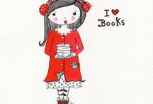 Livros / Books / by MissT