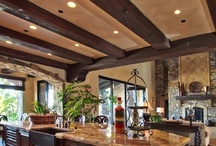 Track or Recessed Lighting  / Track and recessed lighting ideas for spaces with multiple uses, soaring ceilings and modern styles.