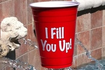 Red Solo Cup / by Rachelle Guadagnino-Dever
