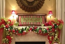 Holiday Decorating  / Showing you how to decorate your existing lighting fixtures for the upcoming holiday!