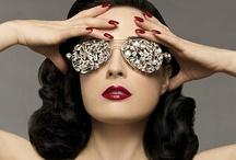 Alternative Fashion  / Studs and skulls and rhinestones, oh my. / by Kaity B