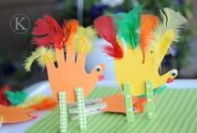Thanksgiving DIY and Crafts / Thanksgiving DIY and Crafts