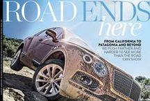 Automobile Magazine Covers